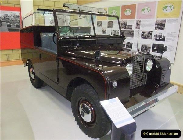 2012-10-28 Trip to Gaydon Heritage Motor Centre, Warwickshire.   (102)102