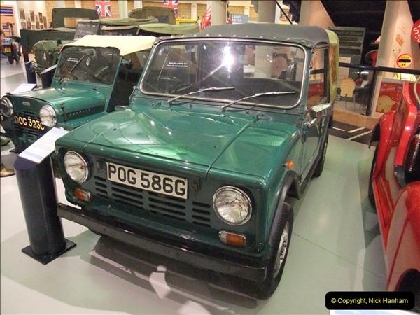 2012-10-28 Trip to Gaydon Heritage Motor Centre, Warwickshire.   (114)114