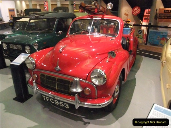 2012-10-28 Trip to Gaydon Heritage Motor Centre, Warwickshire.   (116)116