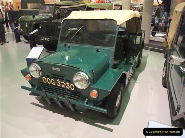 2012-10-28 Trip to Gaydon Heritage Motor Centre, Warwickshire.   (121)121