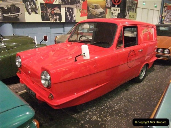 2012-10-28 Trip to Gaydon Heritage Motor Centre, Warwickshire.   (125)125