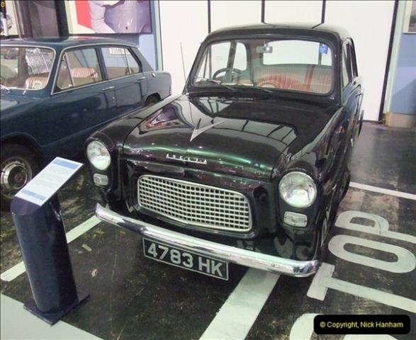 2012-10-28 Trip to Gaydon Heritage Motor Centre, Warwickshire.   (133)133