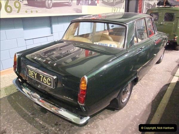 2012-10-28 Trip to Gaydon Heritage Motor Centre, Warwickshire.   (136)136