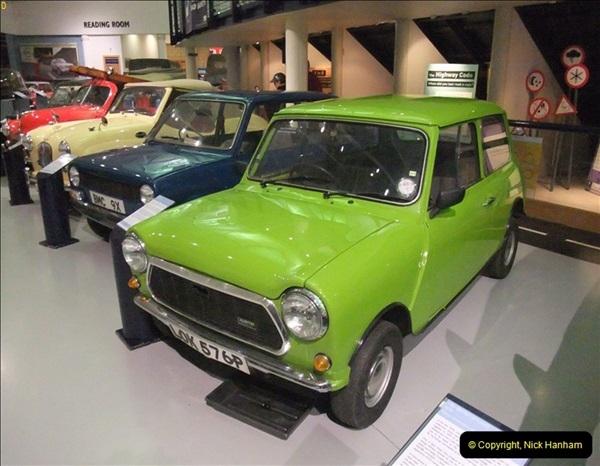 2012-10-28 Trip to Gaydon Heritage Motor Centre, Warwickshire.   (143)143