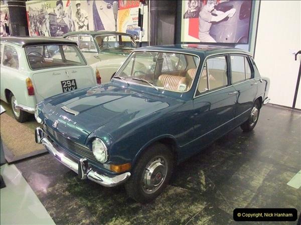 2012-10-28 Trip to Gaydon Heritage Motor Centre, Warwickshire.   (145)145