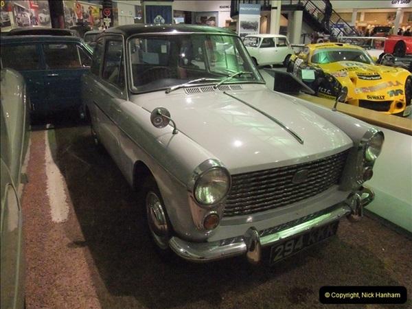 2012-10-28 Trip to Gaydon Heritage Motor Centre, Warwickshire.   (147)147