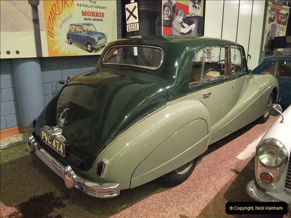 2012-10-28 Trip to Gaydon Heritage Motor Centre, Warwickshire.   (148)148