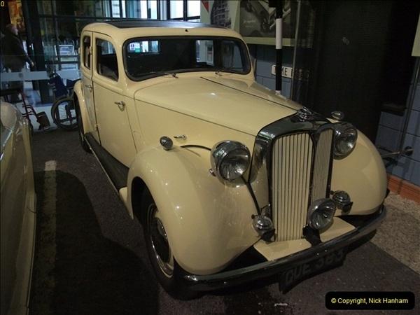 2012-10-28 Trip to Gaydon Heritage Motor Centre, Warwickshire.   (156)156