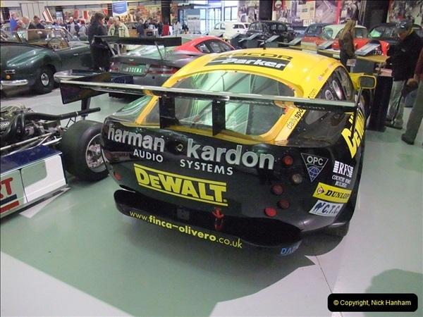 2012-10-28 Trip to Gaydon Heritage Motor Centre, Warwickshire.   (164)164