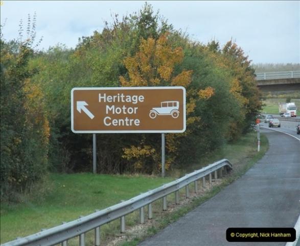 2012-10-28 Trip to Gaydon Heritage Motor Centre, Warwickshire.   (17)017