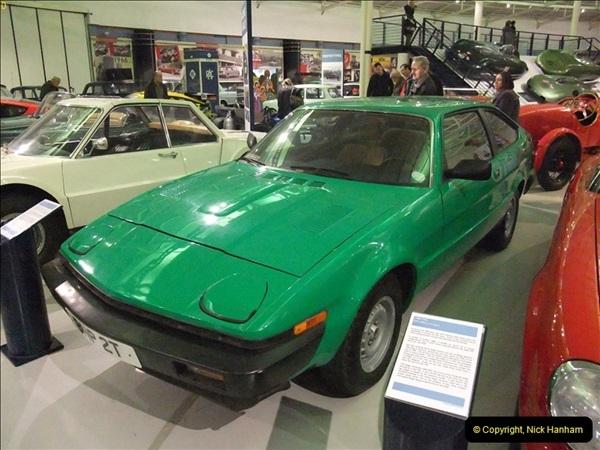 2012-10-28 Trip to Gaydon Heritage Motor Centre, Warwickshire.   (179)179