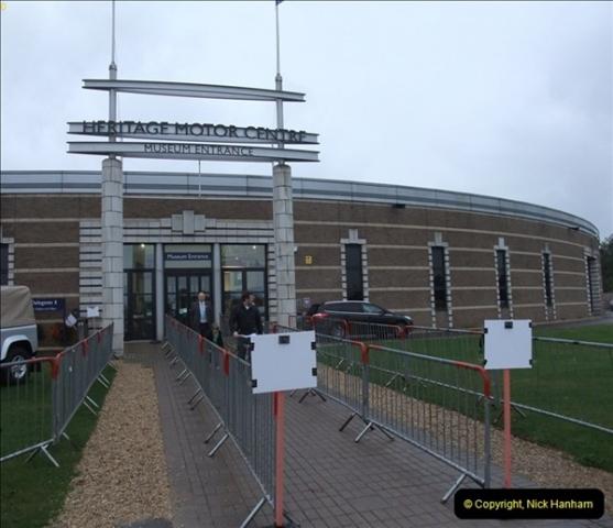 2012-10-28 Trip to Gaydon Heritage Motor Centre, Warwickshire.   (19)019