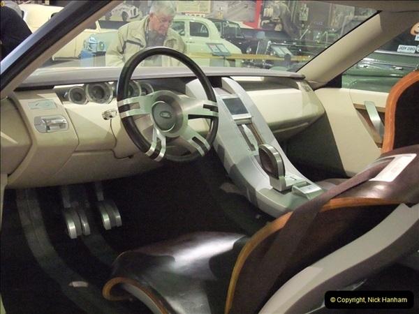 2012-10-28 Trip to Gaydon Heritage Motor Centre, Warwickshire.   (199)199