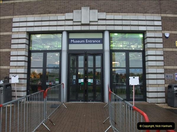2012-10-28 Trip to Gaydon Heritage Motor Centre, Warwickshire.   (20)020