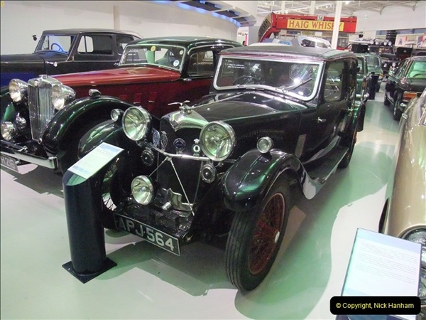 2012-10-28 Trip to Gaydon Heritage Motor Centre, Warwickshire.   (204)204