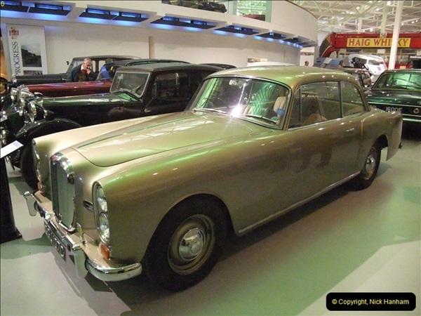 2012-10-28 Trip to Gaydon Heritage Motor Centre, Warwickshire.   (205)205