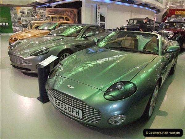 2012-10-28 Trip to Gaydon Heritage Motor Centre, Warwickshire.   (206)206