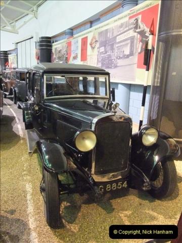 2012-10-28 Trip to Gaydon Heritage Motor Centre, Warwickshire.   (216)216