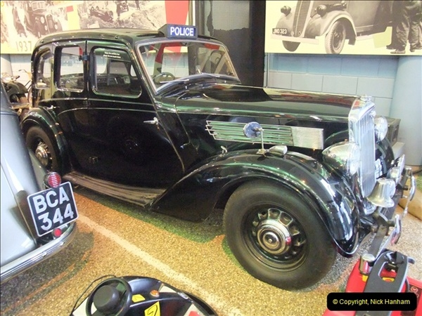 2012-10-28 Trip to Gaydon Heritage Motor Centre, Warwickshire.   (220)220