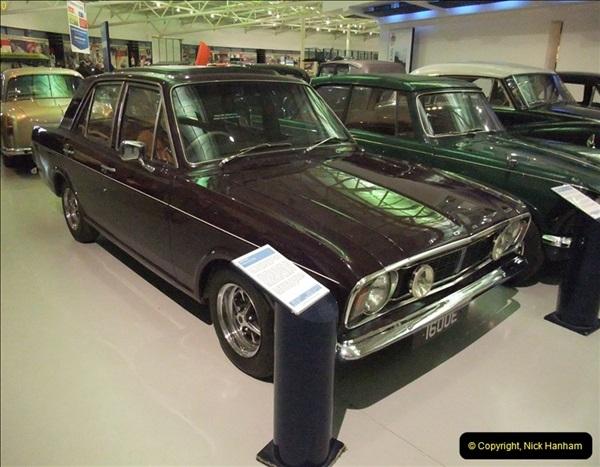 2012-10-28 Trip to Gaydon Heritage Motor Centre, Warwickshire.   (225)225