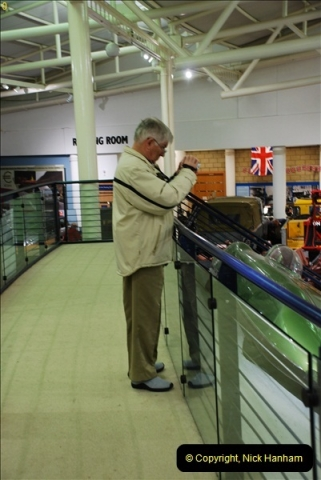 2012-10-28 Trip to Gaydon Heritage Motor Centre, Warwickshire.   (23)023