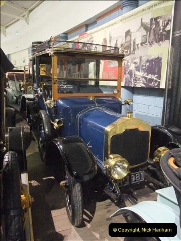 2012-10-28 Trip to Gaydon Heritage Motor Centre, Warwickshire.   (255)255