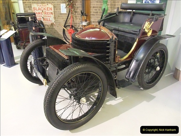 2012-10-28 Trip to Gaydon Heritage Motor Centre, Warwickshire.   (269)269