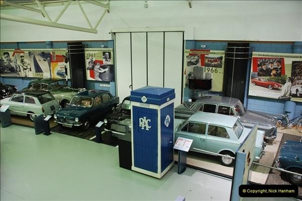 2012-10-28 Trip to Gaydon Heritage Motor Centre, Warwickshire.   (28)028