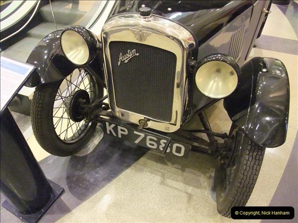 2012-10-28 Trip to Gaydon Heritage Motor Centre, Warwickshire.   (30)030
