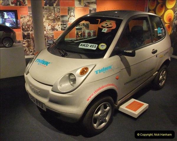 2012-10-28 Trip to Gaydon Heritage Motor Centre, Warwickshire.   (307)307