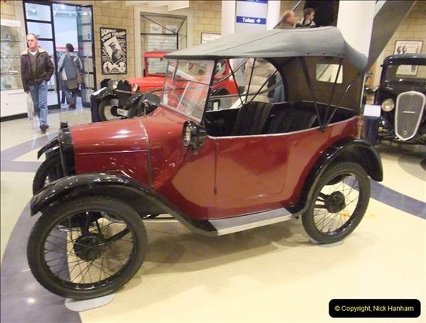 2012-10-28 Trip to Gaydon Heritage Motor Centre, Warwickshire.   (31)031