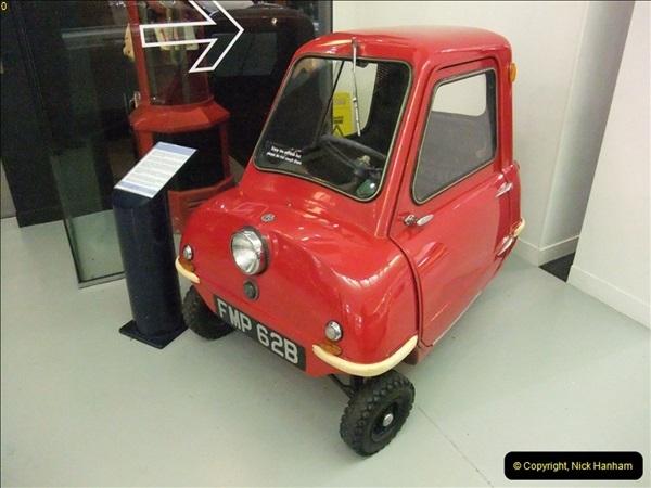 2012-10-28 Trip to Gaydon Heritage Motor Centre, Warwickshire.   (314)314