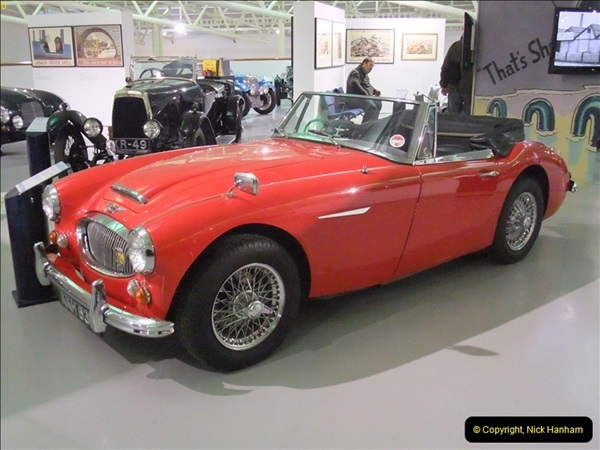 2012-10-28 Trip to Gaydon Heritage Motor Centre, Warwickshire.   (315)315
