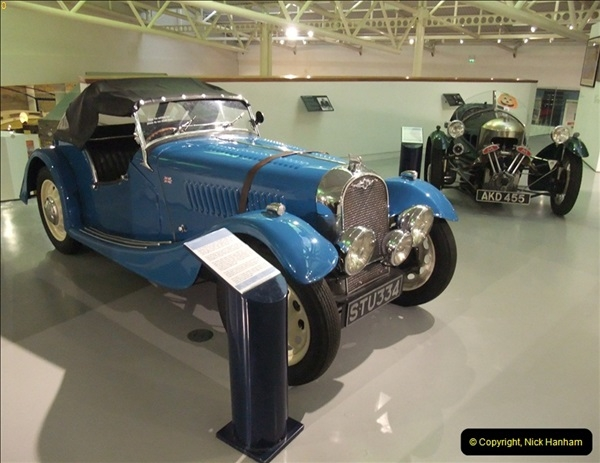 2012-10-28 Trip to Gaydon Heritage Motor Centre, Warwickshire.   (330)330