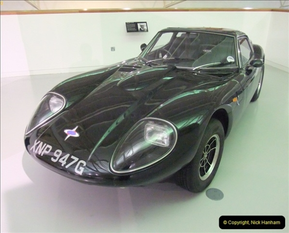 2012-10-28 Trip to Gaydon Heritage Motor Centre, Warwickshire.   (344)344