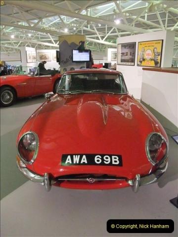 2012-10-28 Trip to Gaydon Heritage Motor Centre, Warwickshire.   (347)347