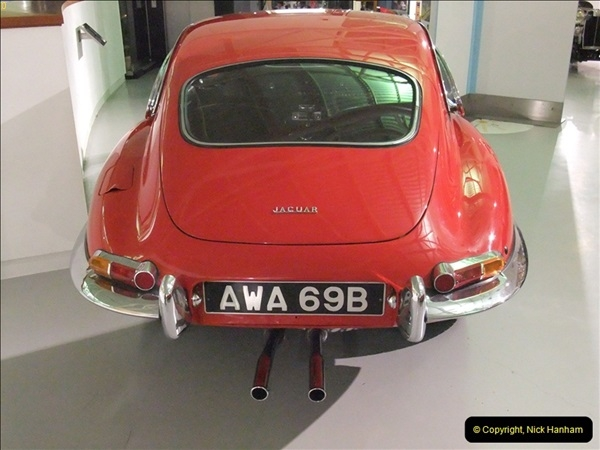 2012-10-28 Trip to Gaydon Heritage Motor Centre, Warwickshire.   (348)348
