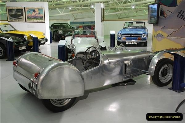 2012-10-28 Trip to Gaydon Heritage Motor Centre, Warwickshire.   (352)352
