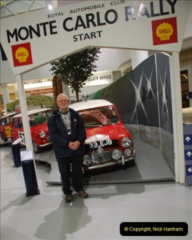 2012-10-28 Trip to Gaydon Heritage Motor Centre, Warwickshire.   (448)448