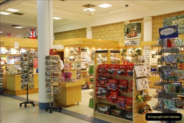 2012-10-28 Trip to Gaydon Heritage Motor Centre, Warwickshire.   (450)450