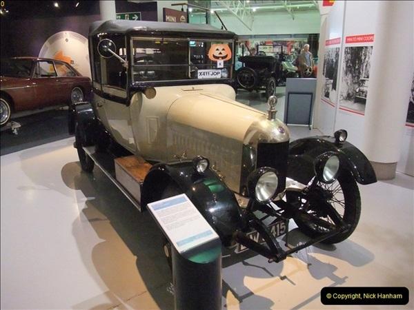 2012-10-28 Trip to Gaydon Heritage Motor Centre, Warwickshire.   (46)046