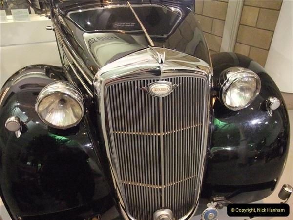 2012-10-28 Trip to Gaydon Heritage Motor Centre, Warwickshire.   (48)048