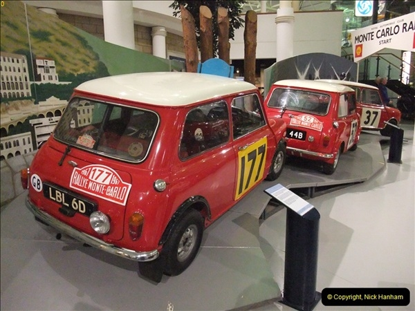 2012-10-28 Trip to Gaydon Heritage Motor Centre, Warwickshire.   (50)050