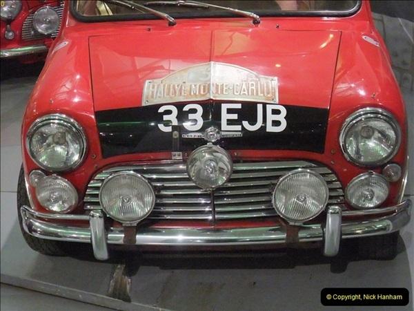 2012-10-28 Trip to Gaydon Heritage Motor Centre, Warwickshire.   (56)056