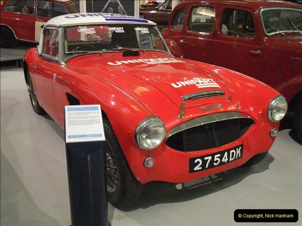 2012-10-28 Trip to Gaydon Heritage Motor Centre, Warwickshire.   (58)058