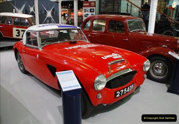 2012-10-28 Trip to Gaydon Heritage Motor Centre, Warwickshire.   (59)059