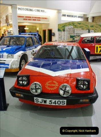 2012-10-28 Trip to Gaydon Heritage Motor Centre, Warwickshire.   (61)061