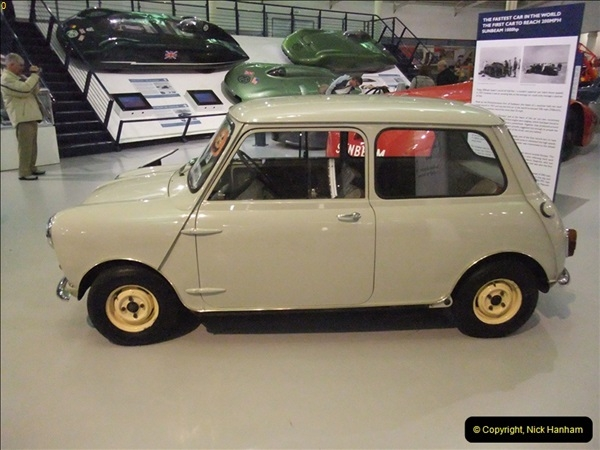 2012-10-28 Trip to Gaydon Heritage Motor Centre, Warwickshire.   (66)066