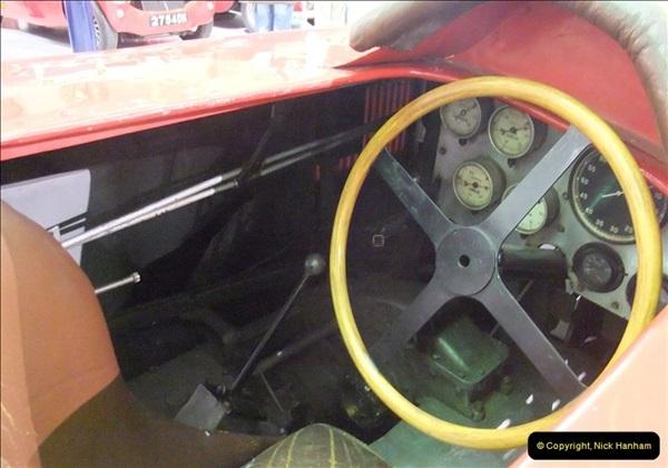 2012-10-28 Trip to Gaydon Heritage Motor Centre, Warwickshire.   (70)070