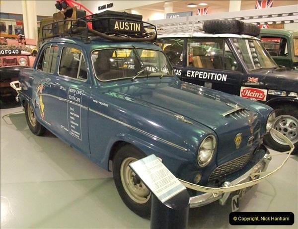 2012-10-28 Trip to Gaydon Heritage Motor Centre, Warwickshire.   (76)076